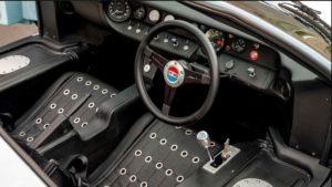 Ford GT40 volan pe dreapta