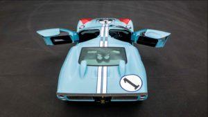 Ford GT40 pret de licitatie 484 000 usd