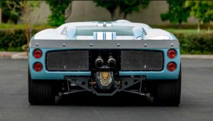 Ford GT40 spate